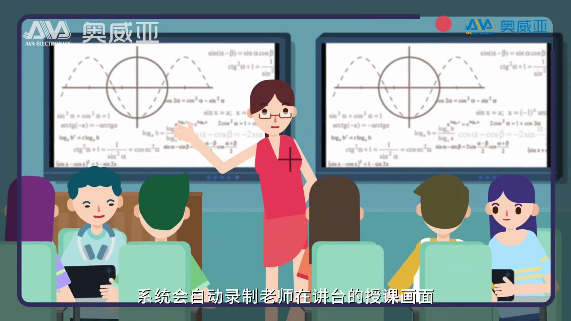 高校智慧交互教室解决方案