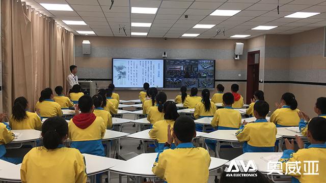 全面推进教育信息化,奥威亚助力新疆生产建设兵团再著华章