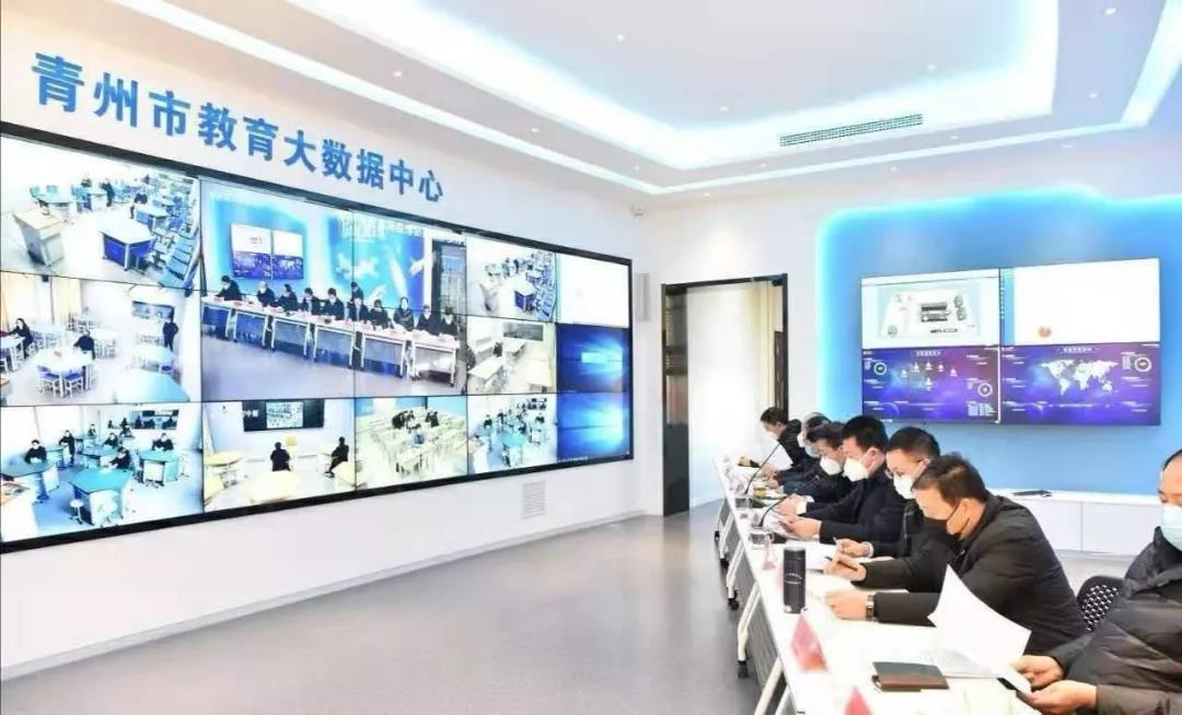 奥威亚|青州市教育局疫情防控好案例