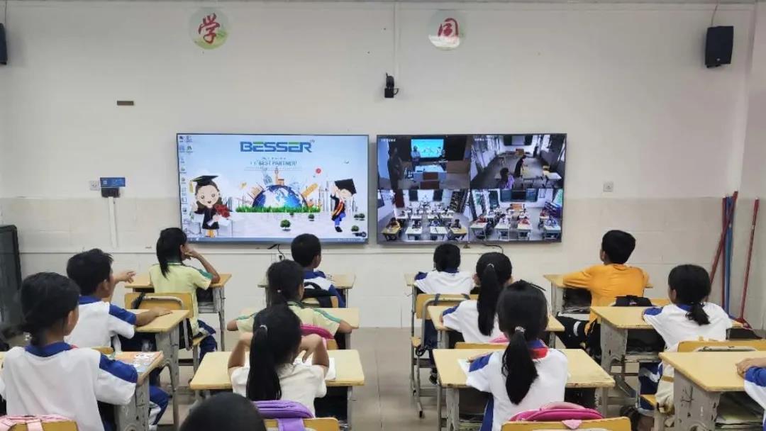 """海南白沙:专递课堂,激活乡村教育的""""神经末梢""""3.jpg"""