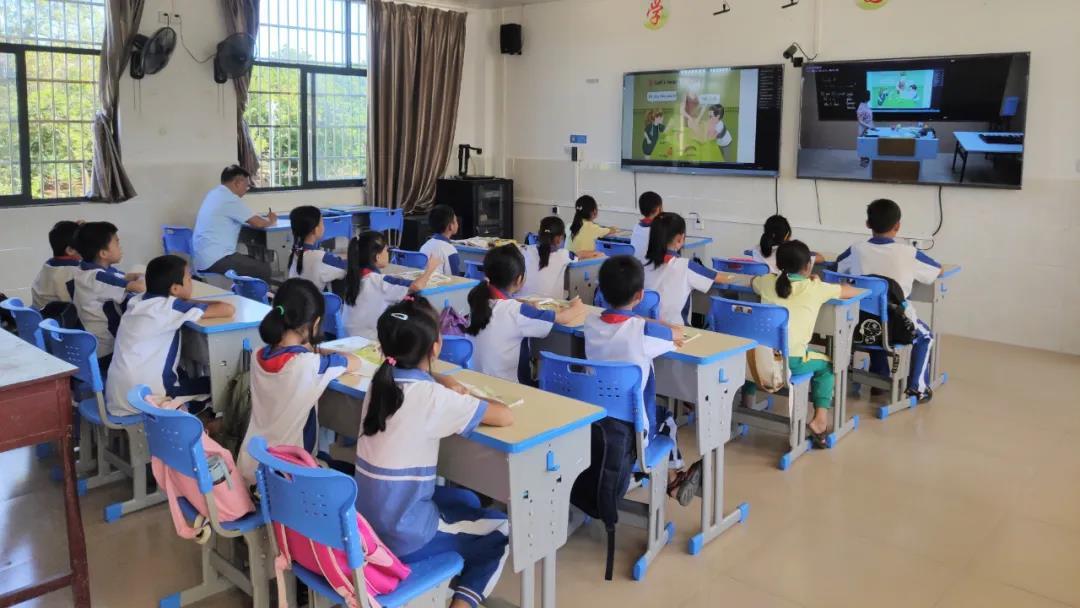 """海南白沙:专递课堂,激活乡村教育的""""神经末梢"""""""