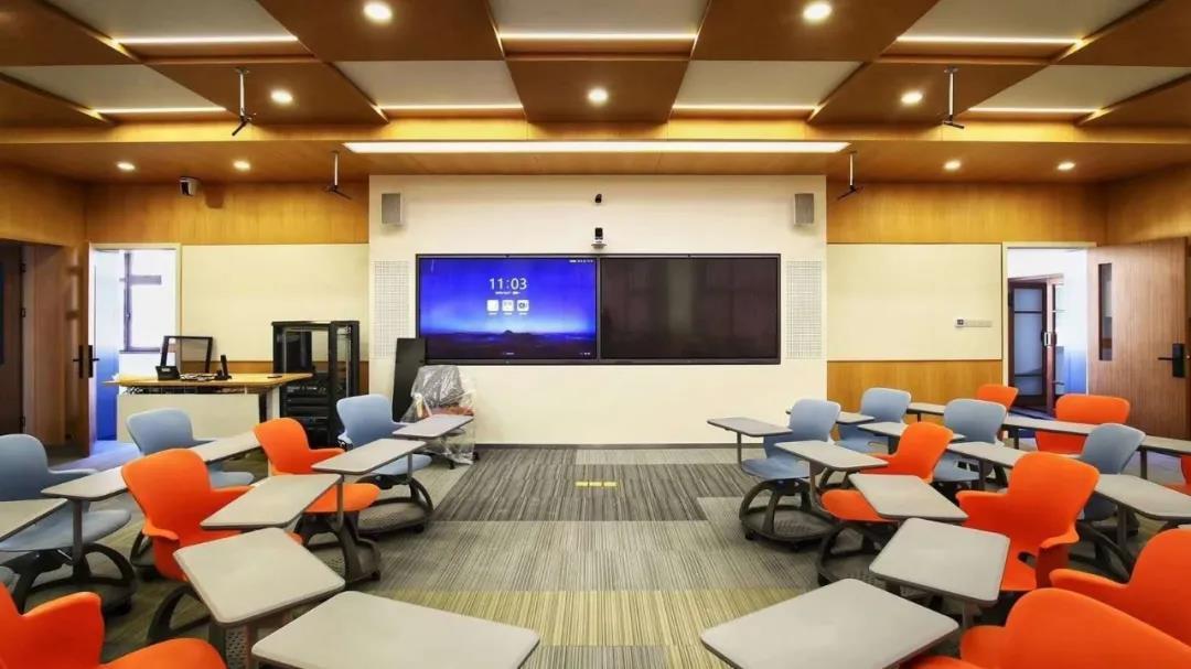 新空间建设已成趋势,高校该如何赋能混合式教学?