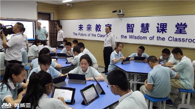 未来课室还能加互动课堂?看看录播厂家是怎么做的