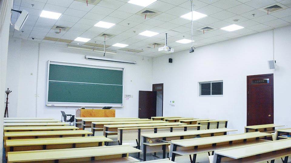苏州大学录播教室建设