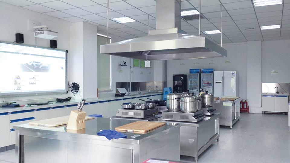膳食类—天津医学高等专科学校建设案例