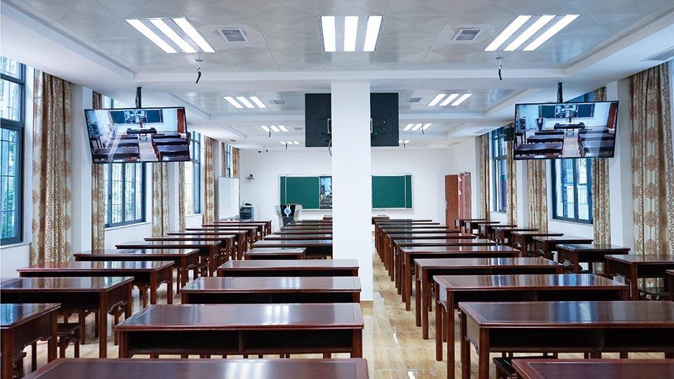 肇庆学院教师发展中心建设
