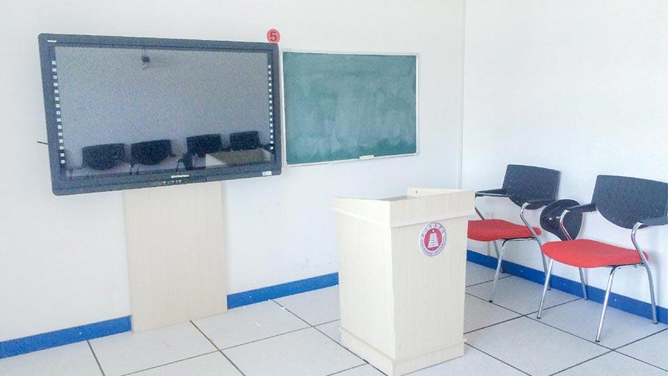 云南省高校圈录播教室建设