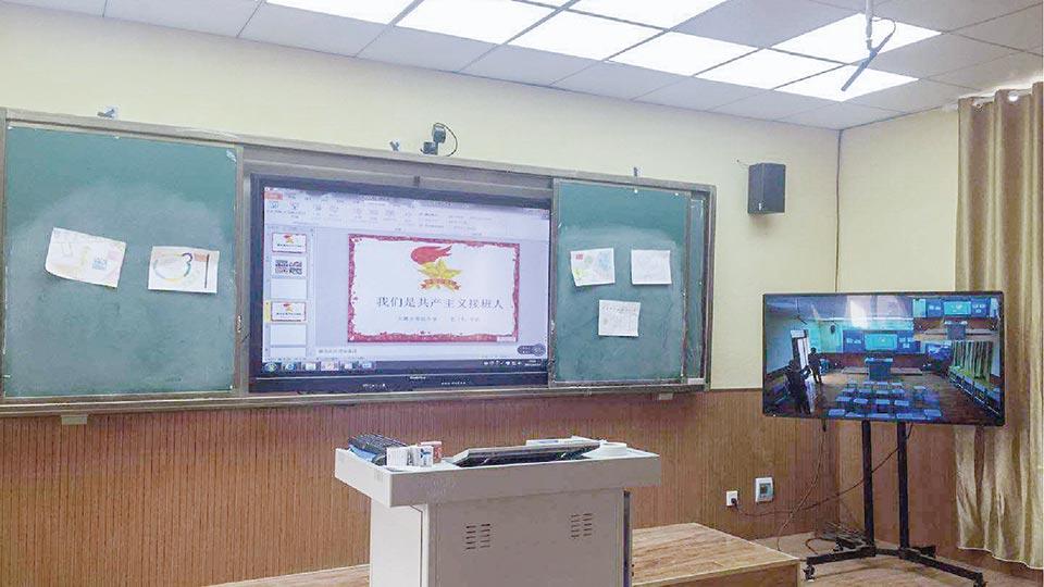 湖北咸宁市咸安区教育帮扶建设