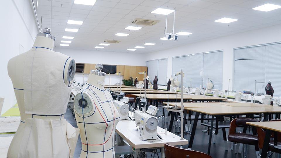 服装类—上海市群益职业技术学校建设案例
