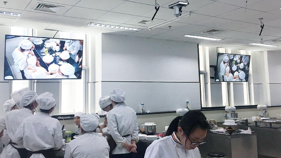 膳食类—北京轻工技师学院建设案例