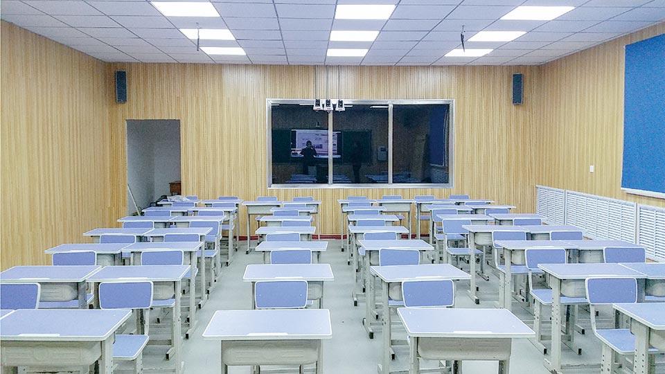 黑龙江大兴安岭地区录播教室建设