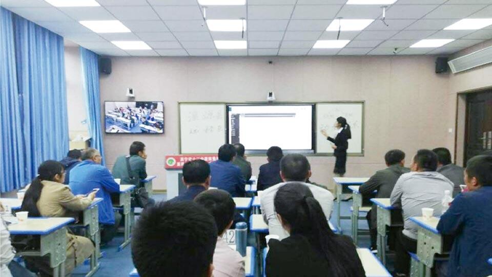 青海西宁市联盟学校建设