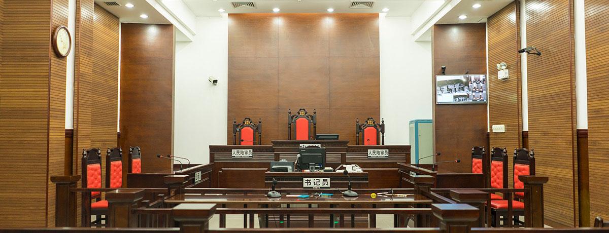 适用于绝大部分的民事、刑事简易案件,解决当事人双方、代理律师、证人异地庭审的需求。