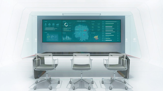 可视化集控管理平台
