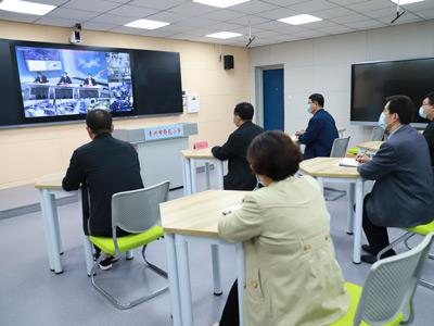 区域网络教研互动